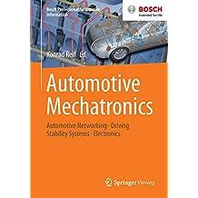 Automotive Mechatronics (Bosch Professional Automotive Information)
