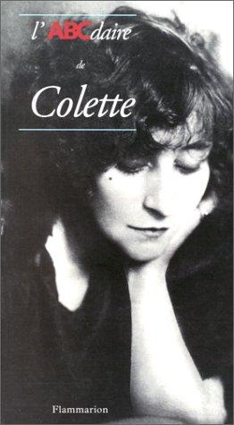 L'abécédaire de Colette