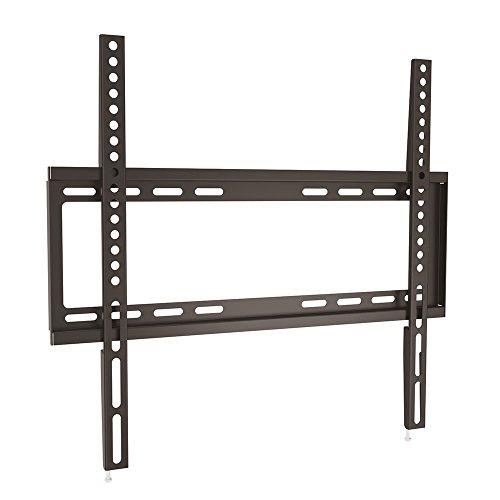 Ewent EW1502 Easy-Fix-TV-Wandhalterung L, für 32-55 Zoll,schwarz