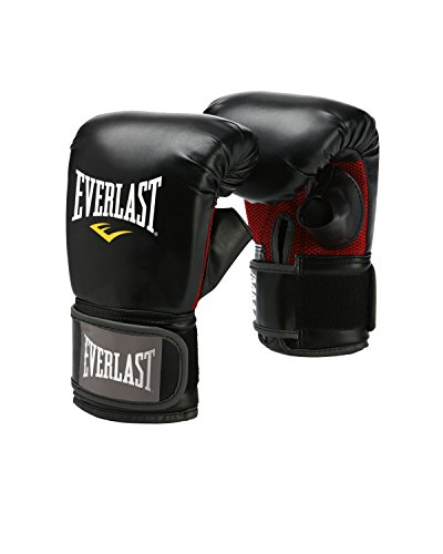 Everlast Heavy Bag Glove - L/XL, Black