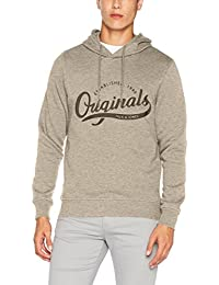 Jack & Jones Jorpaddy Hood, Sweat-Shirt À Capuche Homme