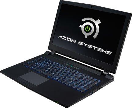 Azom Exigo 15.6-inch Laptop (Upgradable up to i7-6700K, 64GB RAM,...