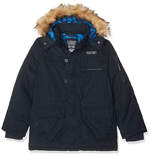 Losan 923-2007AA Abrigo, Azul Marino 032, años Tamaño del Fabricante:14 para Niños