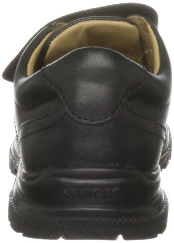 Geox J William Q, Boots Garçon Schwarz (BLACKC9999)
