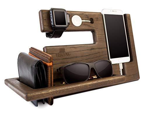 Soporte de madera para llaves