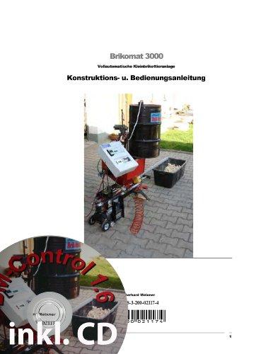 Brikomat 3000 - Eine Brikettpresse für Holzspäne im Eigenbau