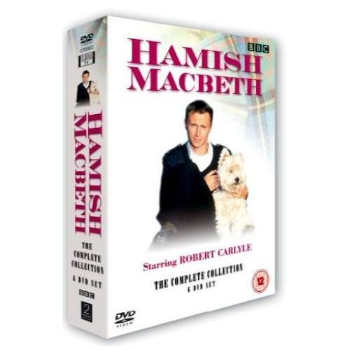 Hamish Macbeth Complete BBC TV Series DVD Collection [6 Discs] Box Set Season 1, 2, 3 Extras by Robert Carlyle