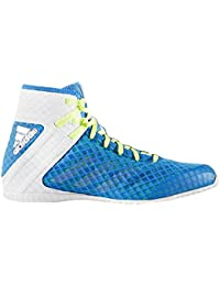 best service 46b58 1513b adidas Chaussures de Boxe speedex 16.1 BlancBleu