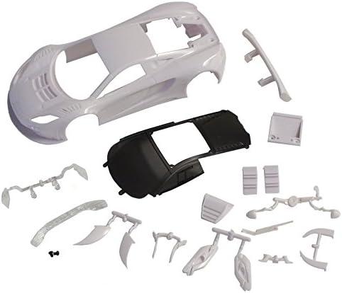 McLaren 12C GT3 2013 Blanc Body Set Set Set (non peinte) MZN163   Porter-résistance  fef415