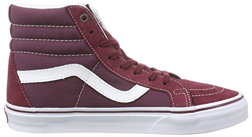 Vans Sk8-hi Reissue, Unisex-Erwachsene Hohe Sneakers Rot (surplus/port Royale/port)