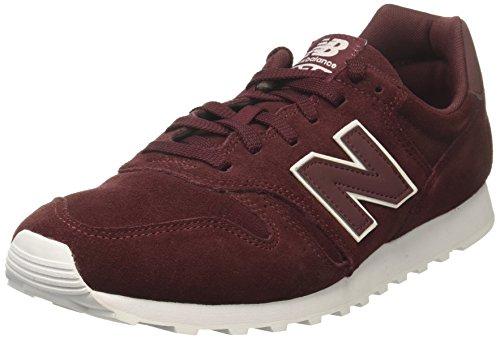 New Balance 373, Zapatillas para Hombre, Rojo (Burgundy), 43 EU