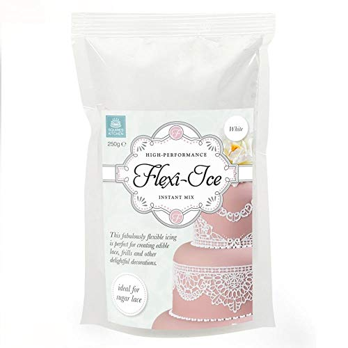 Squires Kitchen High Performance Flexi-Ice 250g Instant Mix White