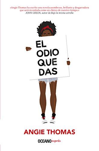 El odio que das (Novela juvenil) eBook: Thomas, Angie: Amazon.es ...