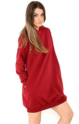 Horizon Bay - Sweat-shirt - Femme Bordeaux