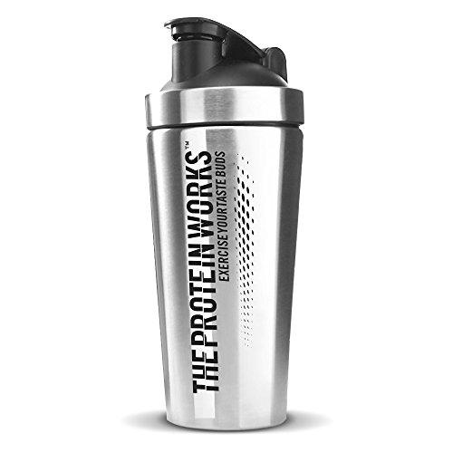 The protein workstm shaker acciaio inossidabile, 700ml