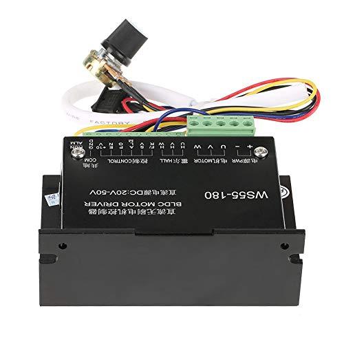 WS55-180 DC Brushless Motor Treiber Controller Board CNC Brushless Spindel Controller (Controller Motor-treiber Und)