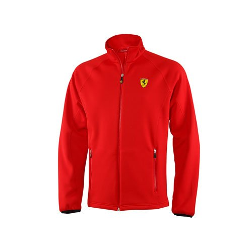 ferrari-santander-softshell-giacca-da-uomo-alonso-massa-colore-rosso-rosso-rosso-s