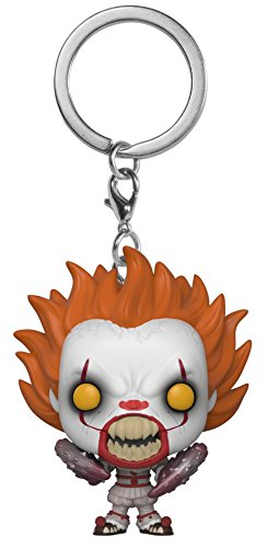 Price comparison product image Funko 31809 Pocket POP! Keychain: It 2017: Pennywise (Spider Legs) IT (S2,  Multi