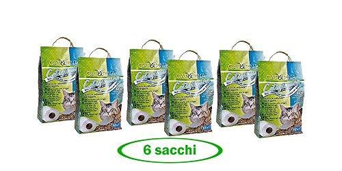 Record Cat&Rina - CATIGIENICA 12 LT - Offerta 6 Sacchi