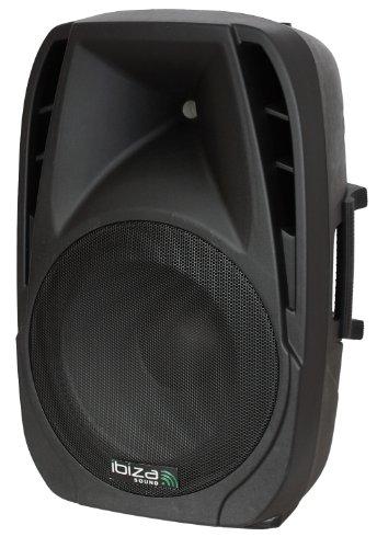 Ibiza BT12A - Bafle activo portátil, 12',30 cm