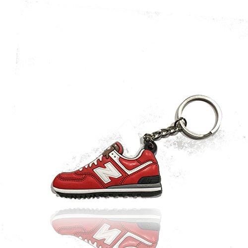Preisvergleich Produktbild Sneaker Schlüsselanhänger New Balance Red Schlüsselanhänger fashion für Sneakerheads,hypebeasts und alle Keyholder New Balance | ProProCo®