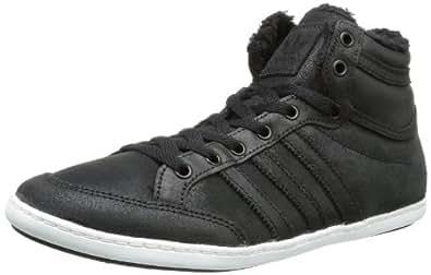 adidas Originals PLIMCANA MID FU, High-top homme, Noir - Schwarz (BLACK1/BLACK), 42