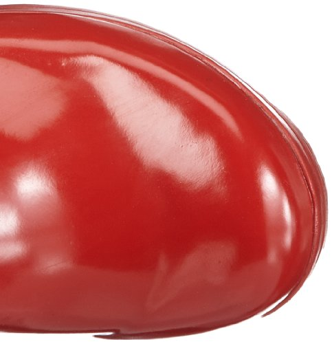 Aigle Brillantine, Bottes femme Rouge (Ruby)