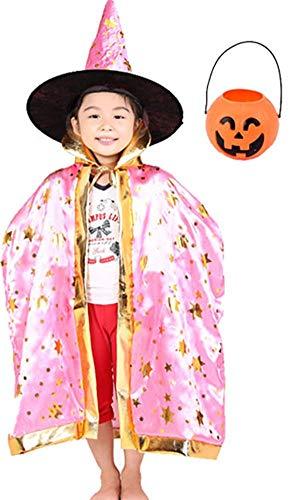 WFXZT Halloween Kostüm, Weiblicher Jungenmantel, Hexe Hexe Cospaly Kleidung - Home Tanz Kostüm Für Verkauf