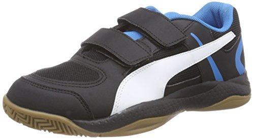 Puma Veloz Indoor II V Jr, Chaussures Indoor Mixte Enfant
