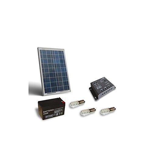 El kit solar votivo se utiliza actualmente en todo el mundo para iluminar mediante una pequeña bombilla, capillas y símbolos religiosos donde no es posible iluminar a través de la clásica energía eléctrica.