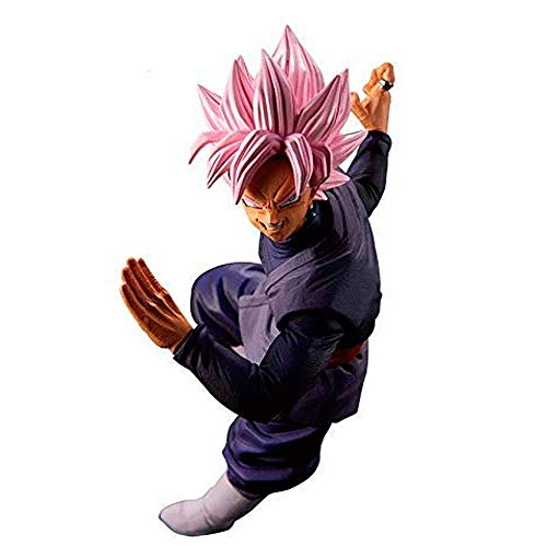 Banpresto 81330P - Dragon Ball Super Son Goku Fes - Super Saiyan Rosè Goku Black