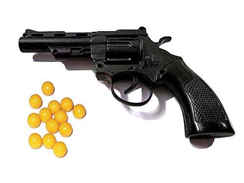 2 Pcs Mini Toy Gun (8 Rounds Barrel) + 40 Pcs High Grade 6MM Plastic BB Bullets