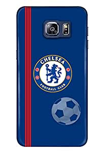 Samsung Galaxy S6 Edge Plus Mobile Back Cover For Samsung Galaxy S6 Edge Plus; It Is Matte glossy Thin Hard Cover Of Good Quality (3D Printed Designer Mobile Cover) By Clarks