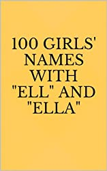 100 Girls' Names with