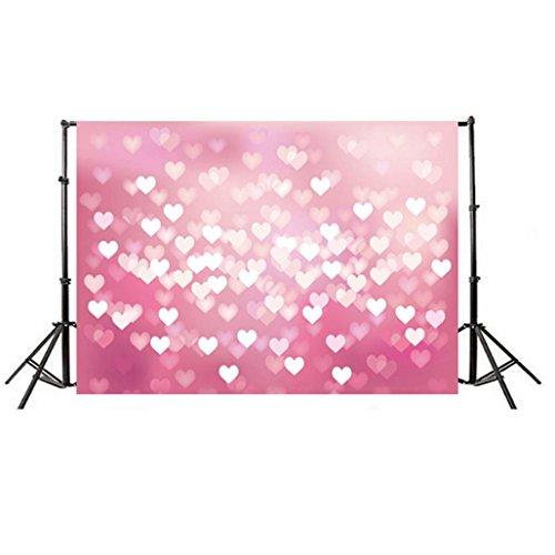 Wawer Traum Glitter Halos Fotografie Hintergrund Studio Requisiten Hintergrund 150 * 90 cm Für Fotografie, Parteien, Bars (Colour E)