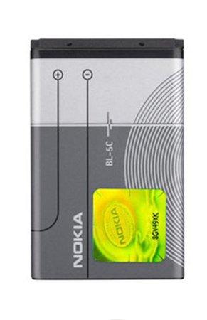 Batería Original Nokia BL-5C para 3110classic, 3110Evolve, 31201020mAh Li-Ion Bulk Segue compatibilita '.