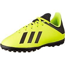 cc106a9a3d68a Amazon.es  botas futbol multitacos niño - Envío internacional elegible