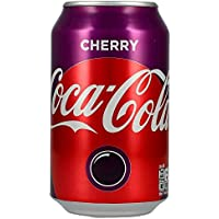 Cocal Cola Cherry, 24 x 330ml Lata (Sabor Cereza)