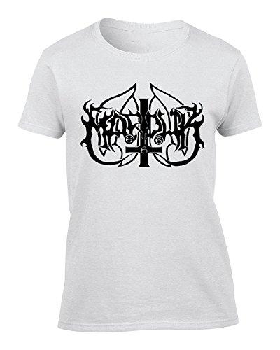 Marduk Logo T-Shirt - XX-Large Donna T-Shirt