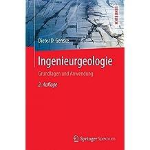 Ingenieurgeologie: Grundlagen und Anwendung