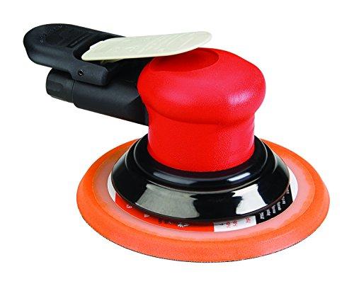 dynabrade-21035-orbitali-random-orbital-palm-colore-rosso