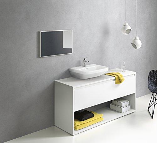 Hansgrohe – Einhebel-Waschtischarmatur, Zugstangen-Ablaufgarnitur, Chrom, Serie Logis 100 - 3