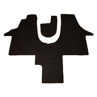 autix 297 Fußmatte Schmutzfangmatte Teppich schwarz