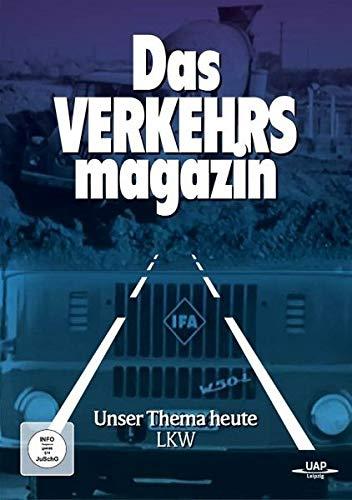 Das Verkehrsmagazin der DDR - Thema LKW