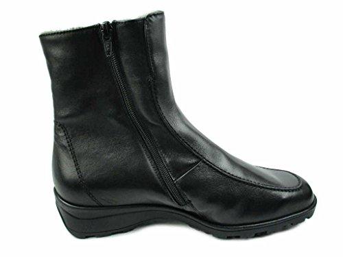 Semler D12266-012-001, Femme Noir Bottes