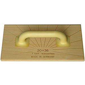Stubai 436050 Fratás de madera Abachi (200 x 360 mm), 200x360mm