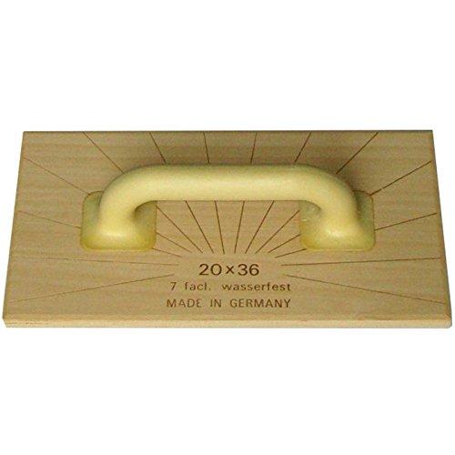 Talocha polietileno reticulado rectangular 230x120mm Jar
