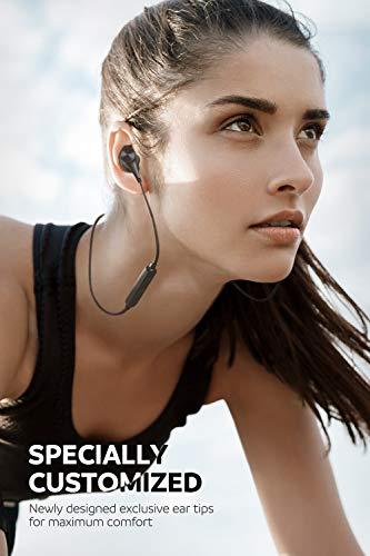 ca46b0314b1 Auriculares SOUNDPEATS Q12 PLUS · Auriculares Inalámbricos versión Mejorada  SoundPEATS Q12 Plus Cacos Bluetooth 5.0 tecnología Aptx ...