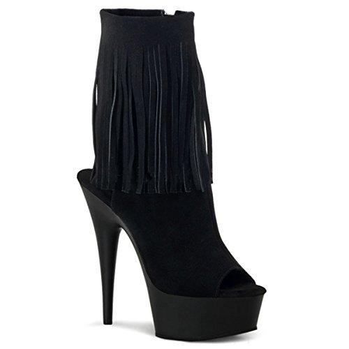 Heels-perfect, Boots Mujeres Negras (schwarz (schwarz))