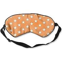 Funny White Stars 99% Eyeshade Blinders Sleeping Eye Patch Eye Mask Blindfold For Travel Insomnia Meditation preisvergleich bei billige-tabletten.eu